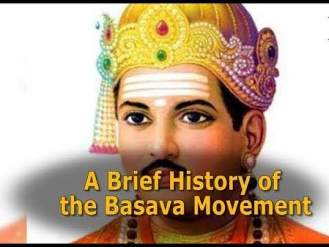 A Brief History of  the Basava Movement