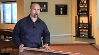 Legacy Billiards Buyer's Guide: Billiard Cushion With Lifetime Warranty