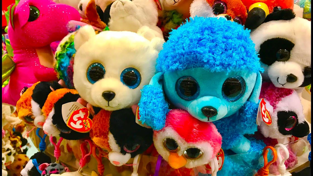 53542ef9b74 Christmas Present Ideas 🎄 TY Beanie Boos Collection 🎁 PAW Patrol ❤  Learning Colors   Animals