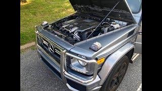 Автомобили из Америки.Аукцион Manheim.Грузия. Mercedes-Benz G63 2015