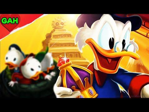 DuckTales Remastered Longplay [PS3/PSN HD]