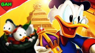 DuckTales Remastered Longplay [PS3/PSN HD]