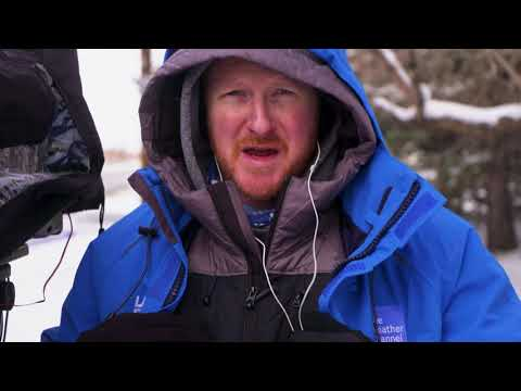 Lands' End Squall® System Jacket: Field Tested By The Weather Channel® Photojournalist Brad Reynolds