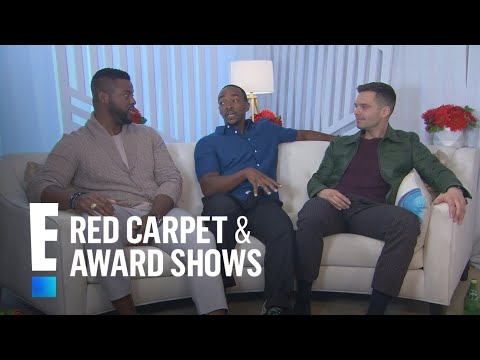 Anthony Mackie Didn't Know Winston Duke Was in 'Infinity War'?! | E! Red Carpet & Award Shows