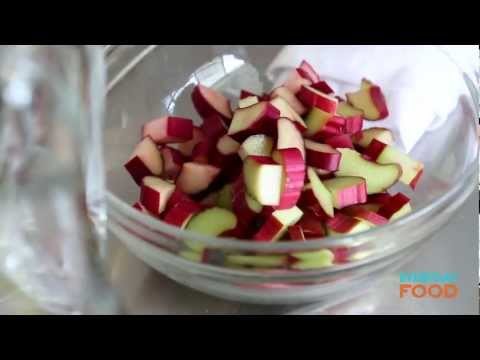 Strawberry-Rhubarb Sangria And Sour Cream-Chive Dip | Everyday Food With Sarah Carey