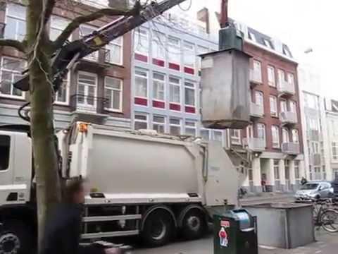 Amsterdam Trash Collection
