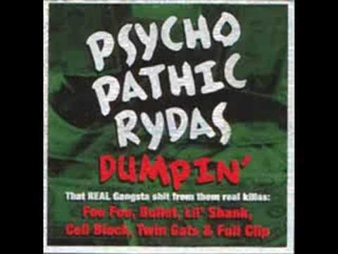 """""""R-U-A Ryda?"""" by Psychopathic Rydas"""