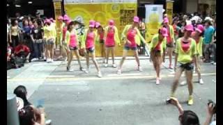 「香港起舞.全港中學生舞蹈賽2009」初賽﹣13 聖母書院