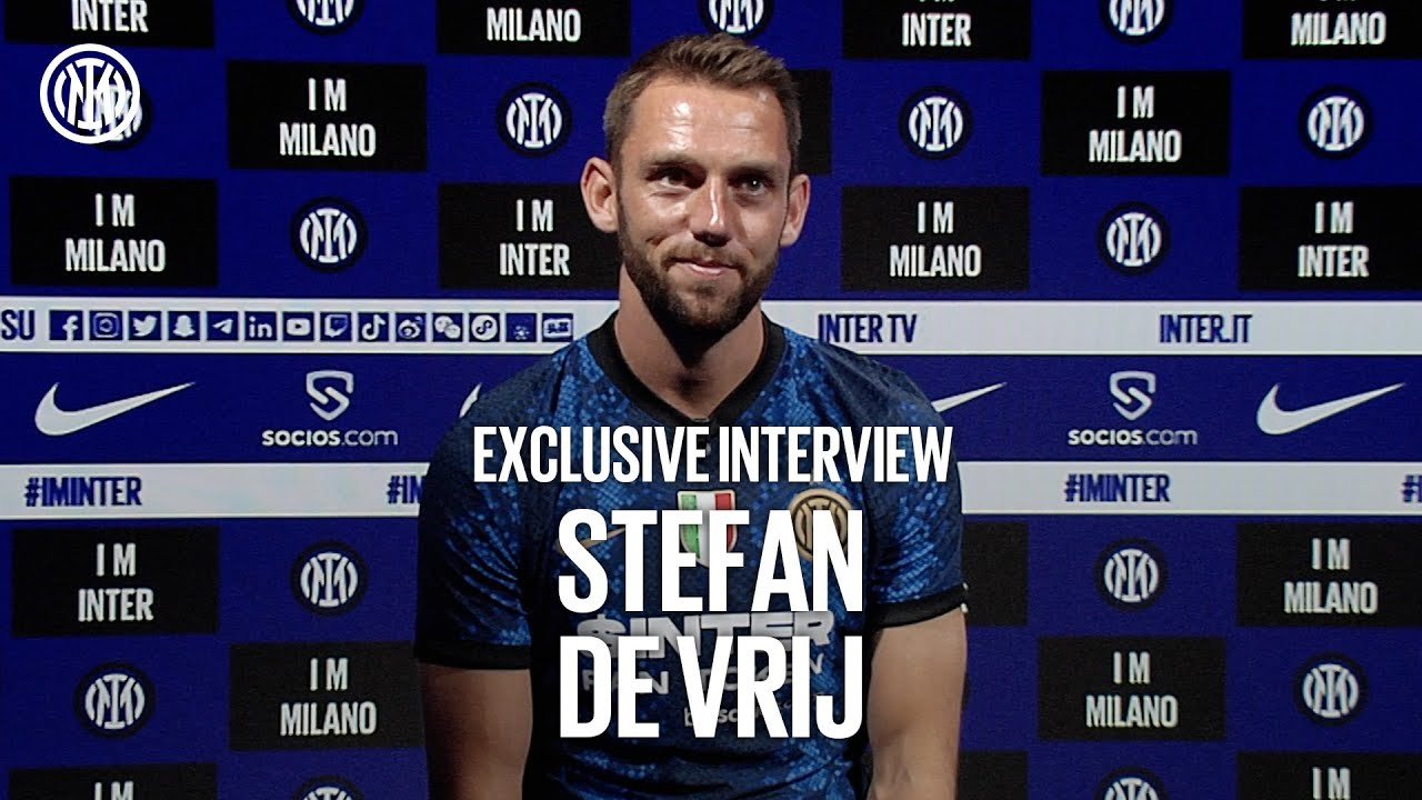 STEFAN DE VRIJ | Exclusive Inter TV Interview | #InterPreSeason #IMInter 🎙️⚫️🔵🇳🇱 [SUB ENG]