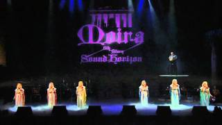 "Sound Horizon's performance of the song ""Shinwa ~ Mythos"" (Myth) fr..."
