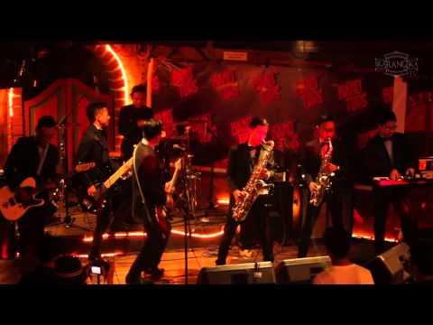 SKARANGSKA - Skankin' LIVE Amigos Cafe Bandung