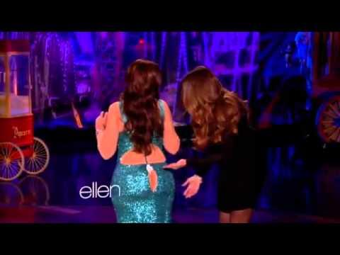 Ellen is Sofia Vergara!