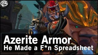 Azerite Armor - Good or Bad?