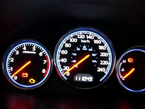 2004 Honda Civic ES8 Unstable Idle.MPG