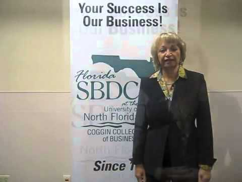 Small Business Development Center at UNF - Kathee Murphy of Comfort Keepers Jacksonville
