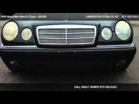 1999 mercedes benz e class e320 made in germany for sale for Mercedes benz made in germany