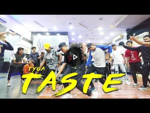 Tyga - Taste Ft. Offset | Kartik Raja Choreography | Dance (Class) Video