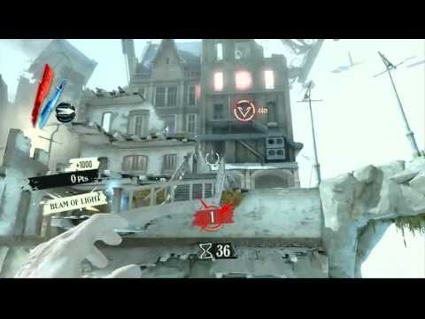 Bonfires Expert 3 Stars Glitched - Dunwall City Trials Dishonored DLC Ps3