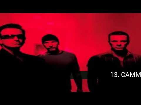 Le più belle canzoni degli U2