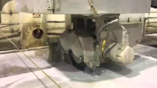 2012 Park Industries Fusion 4245 Dual Table Saw Jet w/ miter