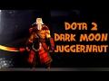 DOTA 2 Dark Moon Juggernaut Gameplay * TRY HARD *