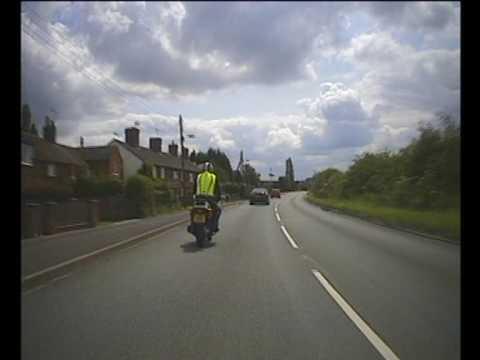 RoSPA Rider Meets Advancedbiker
