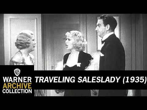 Traveling Saleslady (Original Theatrical Trailer)