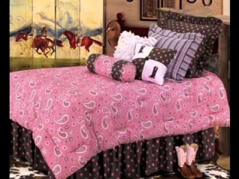 Cowgirl Bedroom Design Ideas