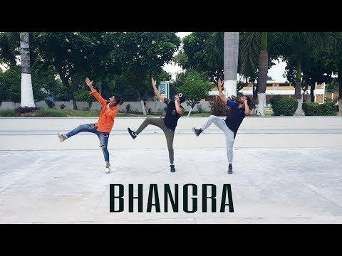 Bhangra on Record Bolde - Remix   Ammy Virk   Dj Hans   Way Of Bhangra (2017)