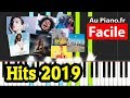 Medley des Hits 2019 Piano FACILE Aupiano fr mp3