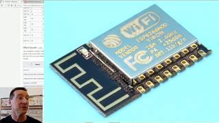 EEVblog #998 - How To Program ESP8266 WiFi With Arduino