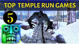 Temple Run Games on Android   Top 5  Temple run games Offline 2020 screenshot 4