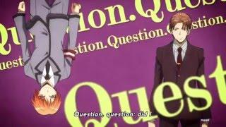 QUESTION Ansatsu Kyoushitsu Asassination Classrom Класс Убийц 2 Season 1 Opening 2 сезон 1 опенинг