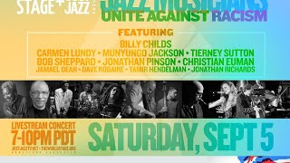 Jazz Musicians UNITE Against Racism Concert #2