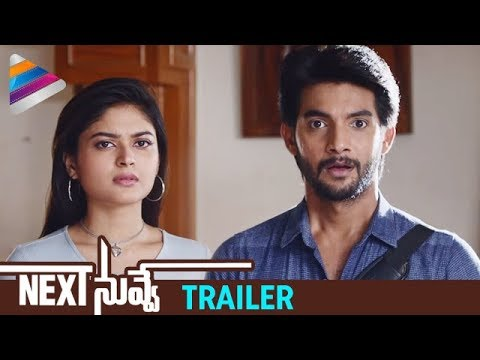 Next Nuvve Movie Trailer | Aadi Sai Kumar...