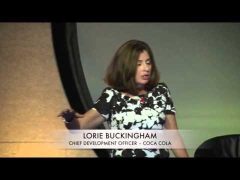 Lorie Buckingham, Chief Development Officer, The Coca-Cola Company ...