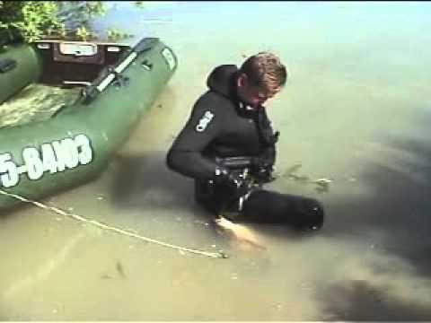 подводная рыбалка на алтае