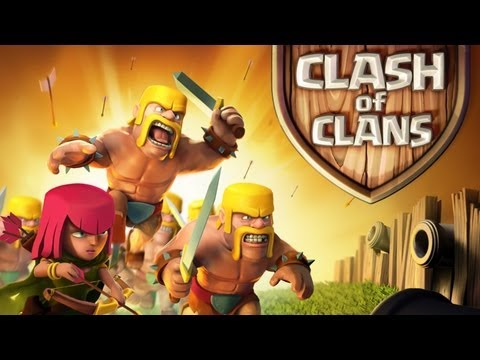 Clash Of Clans - Universal - HD Sneak Peek Gameplay Trailer