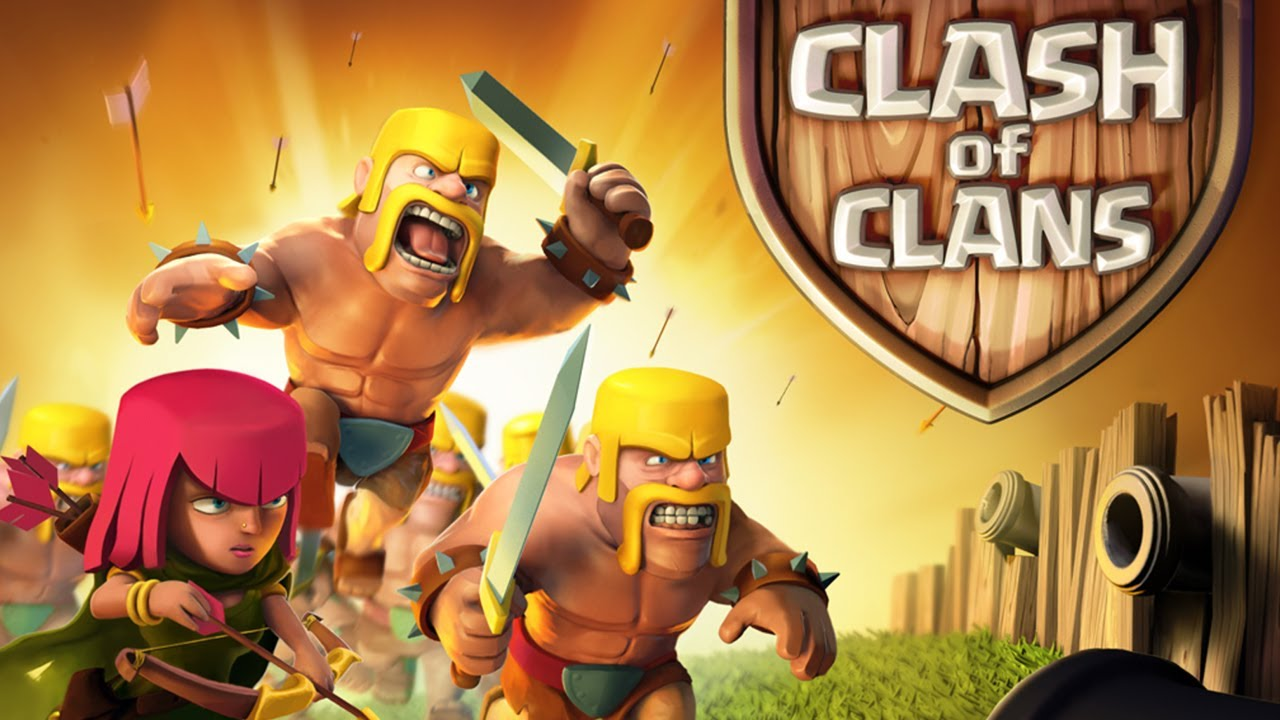Clash of Clans - Universal - HD Sneak Peek Gameplay Trailer - YouTube