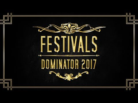 DOMINATOR 2017 ➤ Maze Of Martyr ➤ Warm-Up Mix
