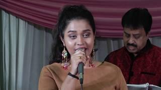 SOWKIYAMA by Super Singer HARI PRIYA in TV Fame GANESH KIRUPA Best Light Music Orchestra in Chennai