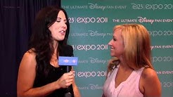 Leigh-Allyn Baker 'Good Luck Charlie' -- D23 Expo 2011