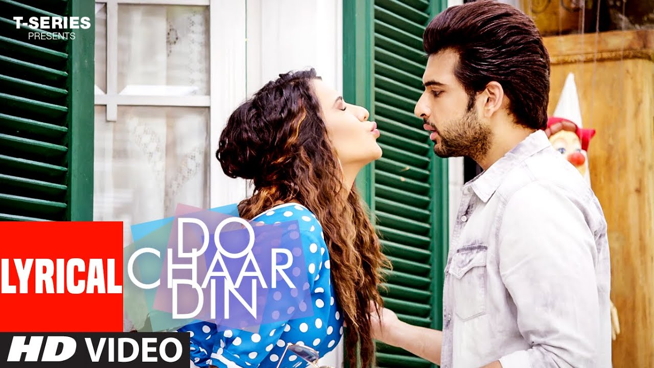 Do Chaar Din Lyrical Video Song Karan Kundra Ruhi Singh Baju Couple Hikaru You Me Rahul Vaidya Rkv Latest Hindi Youtube