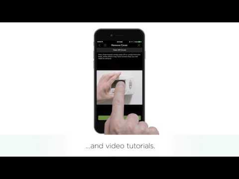 Installing ecobee just got easier! Download the ecobee app