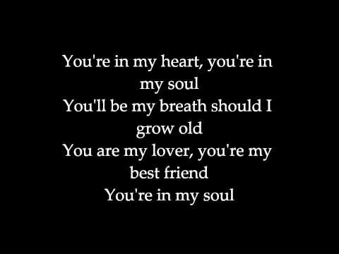 You're In My Heart Rod Stewart Lyrics