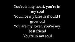 You're In My Heart Rod Stewart Lyrics