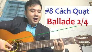 |#8 Điệu Ballade| - Những Bài Tình Ca Lãng Mạng |Guitar 5 Phút|