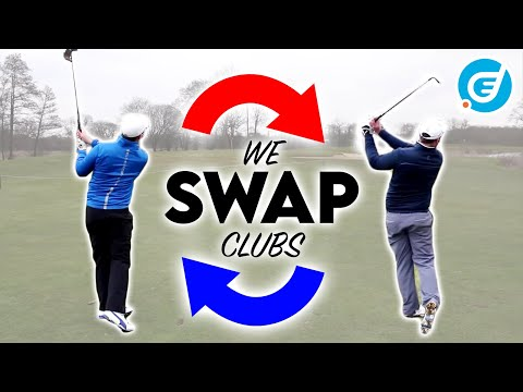 SECOND HAND CLUB CHALLENGE - PART 4 - We Swap Clubs!