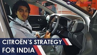 Citroën's India Plans Unveiled | NDTV carandbike