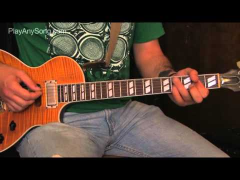 Slow Ride How To Play Slow Ride By Foghat On Guitar Youtube